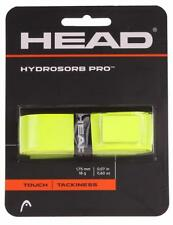 Head Hydrosorb Pro Tennis, Squash or Badminton Racket Grip (Yellow)