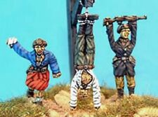 CP Models CP5 20mm Diecast WWII Italian Partians Hanging a Fat Balding Fascist