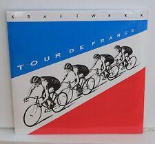 KRAFTWERK Tour De France VINYL 2xLP SEALED/NEW 20-page photo booklet Eno Aphex