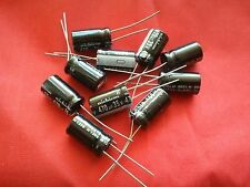 10PCS 470UF 470mfd 35V Electrolytic Capacitor 105 degrees + USA FREE SHIPPING