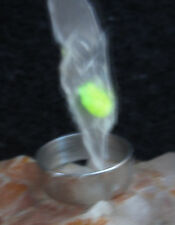ring letter S TALISMAN witches spell to power lose weight loss sz 8 3/4 haunted
