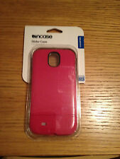 NEW SEALED Incase CL69266 Samsung Galaxy S4 Slider Case Cover Raspberry Pink