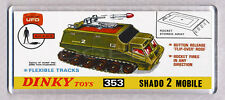 UFO SHADO MOBILE Toy Box-ART Wide FRIGO CALAMITA-Classic Toy ricordi!