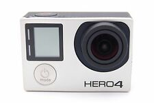 Gopro Hero 4 BLACK Edition Camera WITH ACCESSORIES BLACK