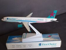First Choice Airways Airbus A321 Push Fit Model 1:200 Scale - New and Boxed