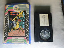 ANGEL DEL ESPACIO SPACE ANGEL 1962 ALEX TOTH DICK DARLEY BETA PAL VIDEO ESPAÑA