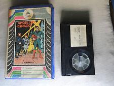 ANGEL DEL ESPACIO SPACE ANGEL 1962 ALEX TOTH DICK DARLEY BETA PAL VIDEO ESPAÑA