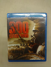 The 300 Spartans (Blu-ray Disc, 2013), Used, Disc=Near Mint, Case=Good