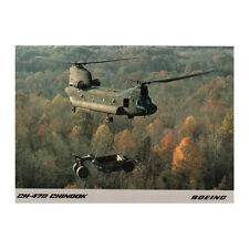 NEW - Boeing - Chinook CH-47D - Aircraft Postcard - Good Condition