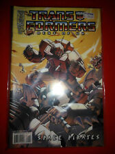 Transformers - Best of UK - Space Pirates - IDW - 2008 - Issues 1-5 Complete