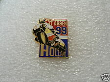 PINS,SPELDJES DUTCH TT ASSEN OR SUPERBIKES MOTO GP 1999 DUTCH TT ASSEN