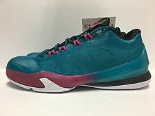 Nike Jordan CP3 VIII Low Basketball Shoes Teal 684855 327 Men's 12 No Box Lid