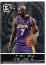 2010-11 CERTIFIED LAMAR ODOM TOTALLY CERT,10-11AB MEMORIABILIA,03-04 SP,09-10 UD