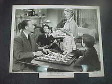 SMALL TOWN GIRL, orig b/w [Jane Powell] - game of checkers
