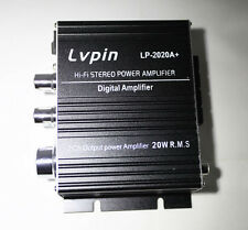 Lepai Lvpin Tripath LP-2020A+, TA2020+ Hi-Fi Stereo Audio Amplifier Brand New UK