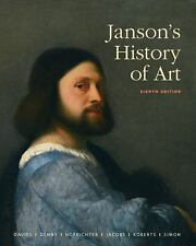 Janson's History of Art: The Western Tradition (8th Edition) HC Oversized Book
