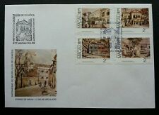Macau Macao Artistic Heritage Museum Luis 1989 澳门艺术遗产博物館 (FDC) *rare perfect