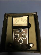 Vintage Used Dayton Model 5X666 Quick Temp-Meter With Temperture Probe