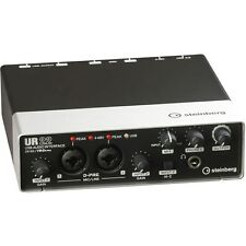 **BRAND NEW** Steinberg UR22 USB Audio Interface with Cubase AI6 UR-22 USB2.0