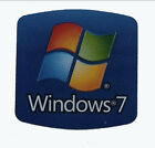 15x REPLACEMENT WINDOWS 7 STICKER LOGO AUFKLEBER 17,5x17,5mm