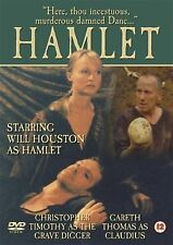 HAMLET DVD Will Houston, Christopher Timothy Gareth Thomas UK Region 2 BRAND NEW