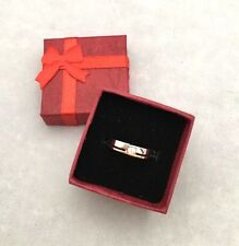 Ring Gift Boxes with bow 6 Colours to choose Free P&P