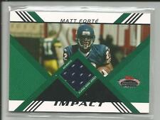 MATT FORTE 2008 STADIUM CLUB JERSEY RC 1037/1349