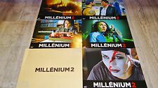 MILLENIUM 2 le film   ! noomi rapace le jeu photos cinema lobby cards