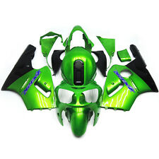 Injection Pearl Green ABS Fairings For Kawasaki ZX12R Year 2000 - 2001 New