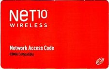 UNLIMITED VERIZON SERVICE WITH THIS ACCESS CODE $35 MONTH  BILLED BY NET10