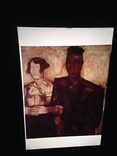 "Constant Permeke ""The Betrothed"" Belgian Expressionism Art 35mm Slide"