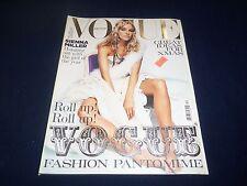 2004 DECEMBER BRITISH VOGUE MAGAZINE - SIENNA MILLER- FASHION ISSUE - F 4180