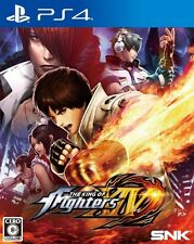 PS4 THE KING OF FIGHTERS XIV Sony PlayStation 4 Japan Game NEW