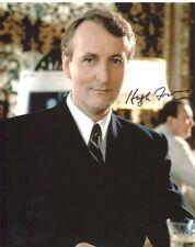 Hugh Fraser Signed Photo - Poirot - A457