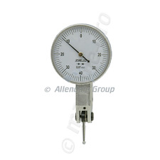 Metric Dial Test Indicator DTI with Dovetail, Auto Reverse of Stylus Direction