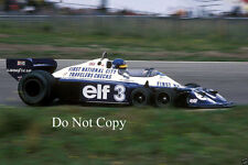 Ronnie Peterson Tyrell P34 F1 Season 1977 Photograph 4