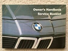 Original BMW  E23  735i  USA/Canada OWNERS MANUAL (last one!)