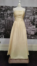 Red Carpet Dress (Daffodil) Prom, Ball, Wedding, Bridesmaid, Cruise, Pageant etc
