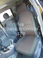 TO FIT A TOYOTA STARLET CAR, SEAT COVERS, MATRIX - 2 FRONTS