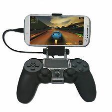 Mobile Phone Holder Clip for PlayStation 4 Controller for Iphone Samsung LG HTC