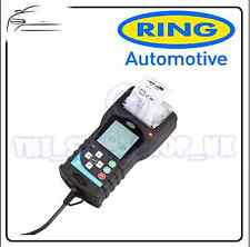 Ring 12v Graphical Battery Analyser Tester with Printer RBAG700