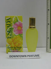 JARDIN DE SOLEIL by ESCADA  0.14 oz (4 ml) EDT SPLASH MINI WOMEN NEW IN BOX