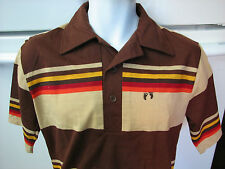 Hang Ten casual shirt men's medium 1970s vintage new old store stock