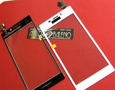 VETRO+ TOUCH SCREEN per Display SONY XPERIA M2 S50H Per LCD BIANCO D2303 D2305