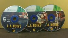 L.A NOIRE(XBOX 360) USED AND REFURBISHED (DISC ONLY) #10972