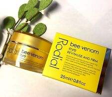 Rodial Bee Venom Eye Cream Eye Cream Revitalise & Firm 25ml FULL SIZE NEW