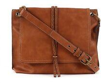 ESPRIT Odina Shoulder Bag Tasche Umhängetasche Schultertasche Rust Brown Braun