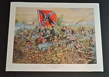 Don Troiani - Steady On The Colors - Collectible Civil War Fine Art Print