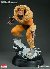 SIDESHOW MARVEL X-MEN SABERTOOTH CLASSIC PREMIUM FORMAT FIGURE STATUE ~NEW~