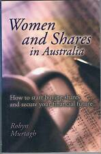 Women and Shares in Australia,start buying secure financial future,Robyn Murtagh